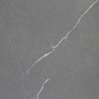 Pietra Grey Dark Quartz Slab