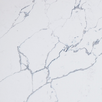 Statuario-Venato Quartz Slab