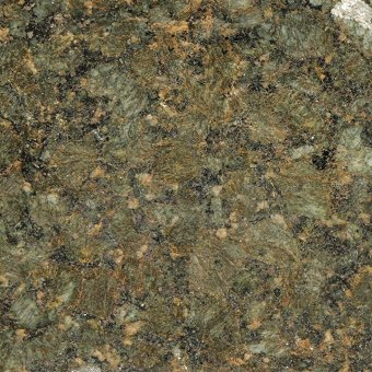 Verde Peacock Granite Tile 12