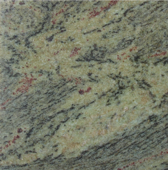 Tropical Green Granite Tile 12x12