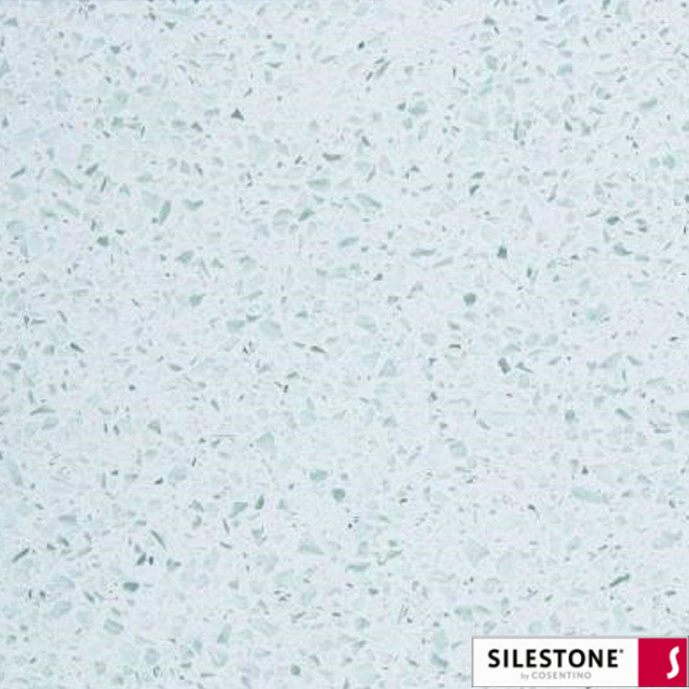 White Diamond Quartz Slab