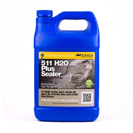 Miracle Sealants 511 H20+ Water Based Penetrating Sealer - Gallon