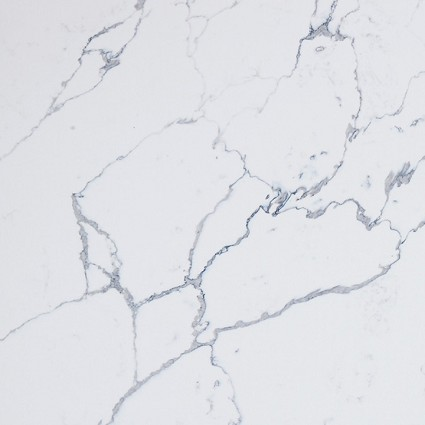 Statuario Venato Quartz Slab