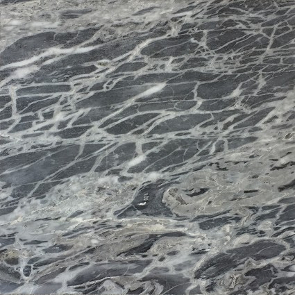 "Bordiglio Polished Marble Tile 12"" x12"""