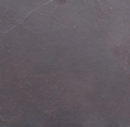 "Brazilian Burgundy Cleft Slate Tile 18""x18"""