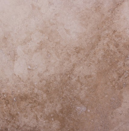 "Cappuccino Travertine Tile 18""X18"""