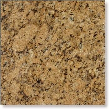 "Giallo Veneziano Granite Tile 12""x12"""
