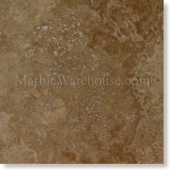 "Noce Travertine Tile 18""X18"""