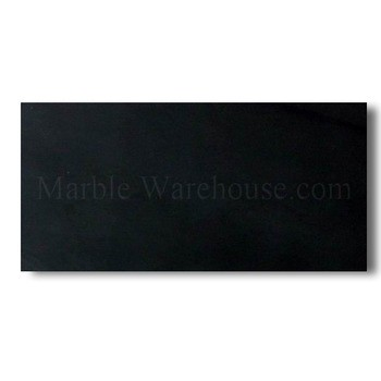 Black Absoloute Prefab Granite Countertops 110''x26""