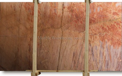 Red Damascus Marble Slab