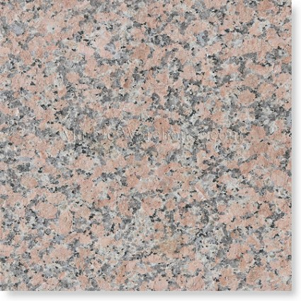 "Rosso Palermo Flamed Granite Tile 12""x12"""