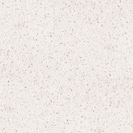 Cotton White Quartz Slab