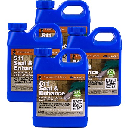 Miracle Sealants 511 Seal & Enhance - 4 Quarts