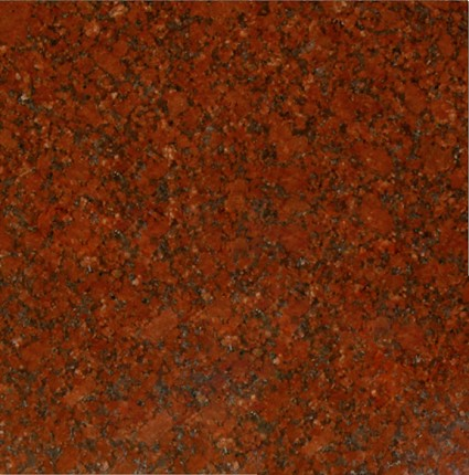 Imperial Red Granite Tile 18x18