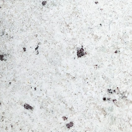 "Kashmir White Granite Tile 12""x12"""