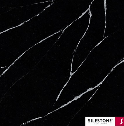 Marquina Series Eternal Quartz Slab