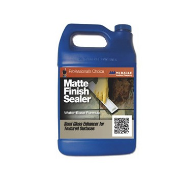 Miracle Sealants Matte Finish Sealer Color Enhancer- Gallon