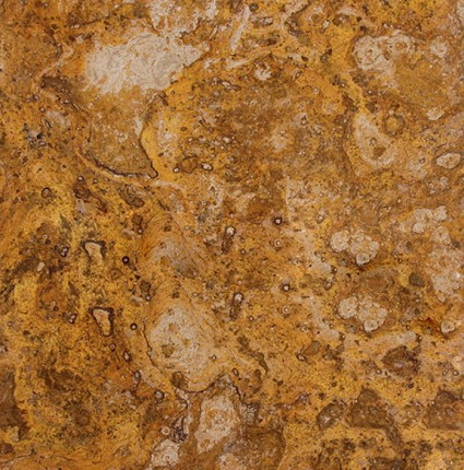 "Mayan Gold Travertine Tile 12""x12"""