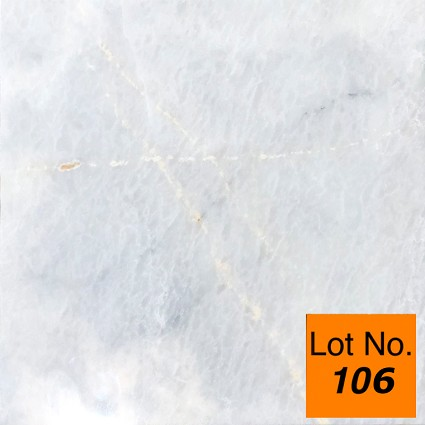 "Lot #106: Pallet: Milas Marble Tile 12""x12""x 3/8"" : 360 sq.ft."