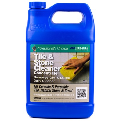 Miracle Sealants Tile & Stone Cleaner - Gallon