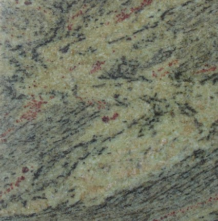 "Tropical Green Granite Tile 18""x18"""